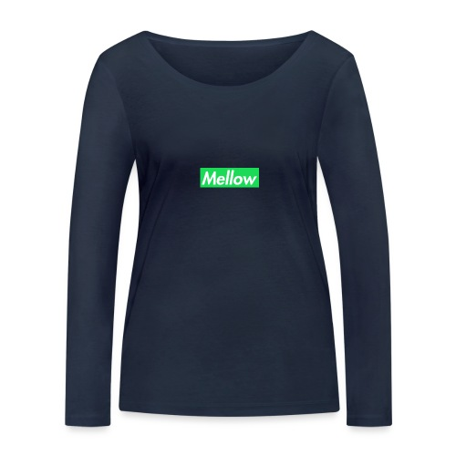 Mellow Green - Women's Organic Longsleeve Shirt by Stanley & Stella