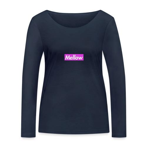 Mellow Purple - Women's Organic Longsleeve Shirt by Stanley & Stella