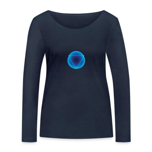 REACTOR CORE - Camiseta de manga larga ecológica mujer de Stanley & Stella