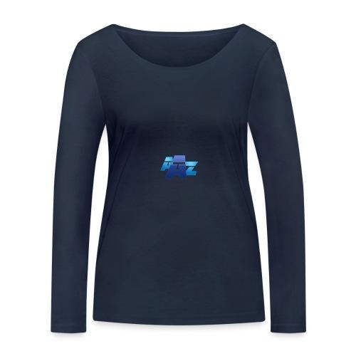 Logo unique - T-shirt manches longues bio Stanley & Stella Femme