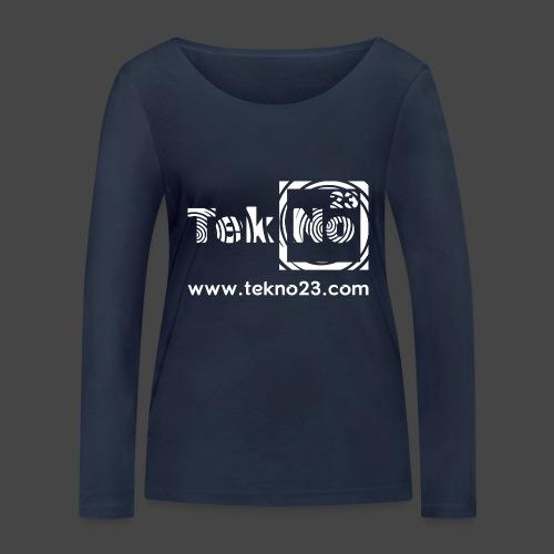 tekno 23 - T-shirt manches longues bio Stanley & Stella Femme