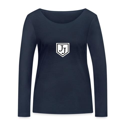 JJ logga - Ekologisk långärmad T-shirt dam från Stanley & Stella