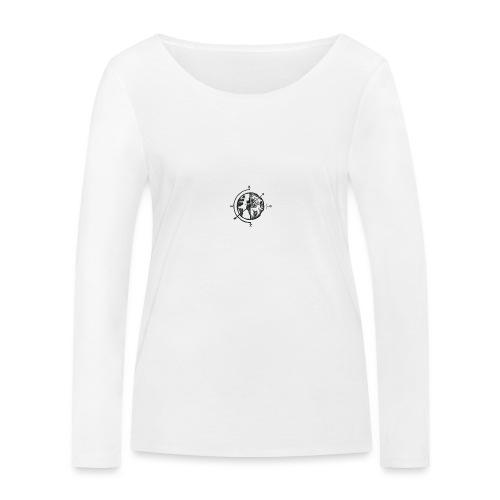 KOMPAS OFFICIAL - Vrouwen bio shirt met lange mouwen van Stanley & Stella