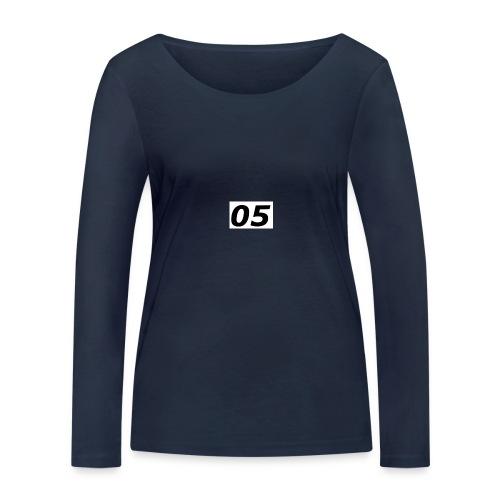 05 - Frauen Bio-Langarmshirt von Stanley & Stella