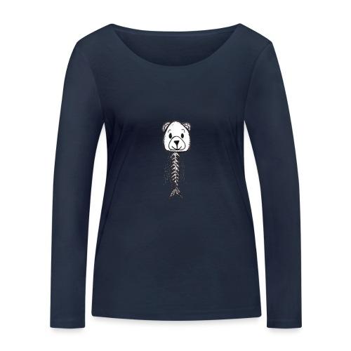 Poisson petit ours - T-shirt manches longues bio Stanley & Stella Femme