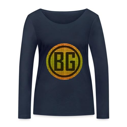 BeAsTz GAMING HOODIE - Women's Organic Longsleeve Shirt by Stanley & Stella