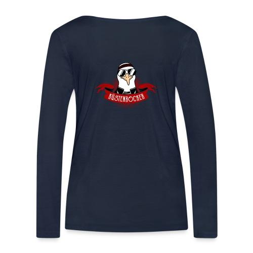 Küstenrocker - Frauen Bio-Langarmshirt von Stanley & Stella