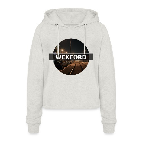 Wexford - Women's Cropped Hoodie
