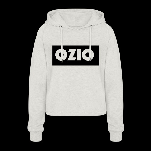 Ozio's Products - Women's Cropped Hoodie