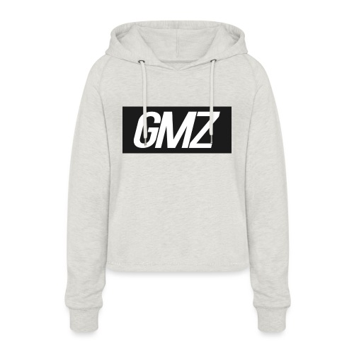 Untitled 3 - Women's Cropped Hoodie