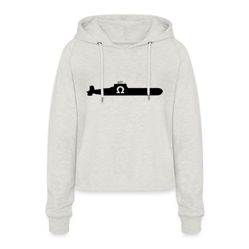 SUBOHM - Women's Cropped Hoodie