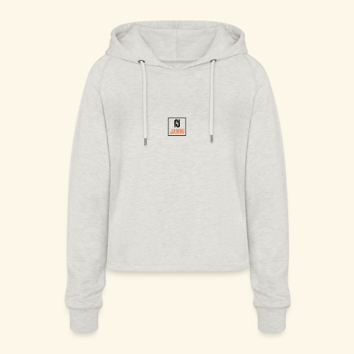 Janni Original Streetwear Collection - Cropped hoodie til damer
