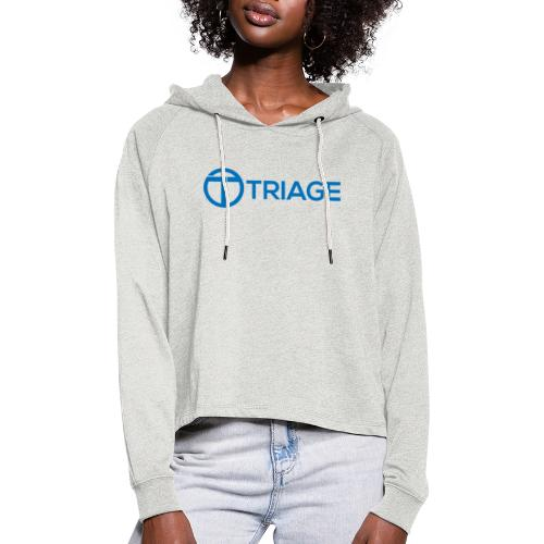 Triage - Women's Cropped Hoodie
