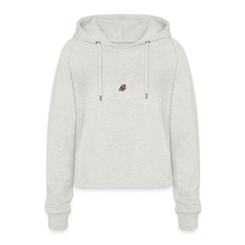 photo 1 - Women's Cropped Hoodie