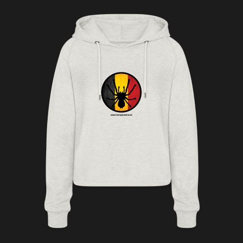 Official - Women's Cropped Hoodie