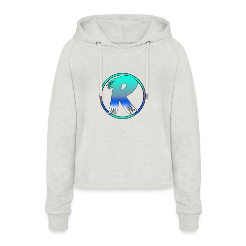 RNG83 Clothing - Women's Cropped Hoodie