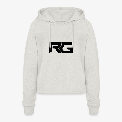 Revelation gaming - Women's Cropped Hoodie
