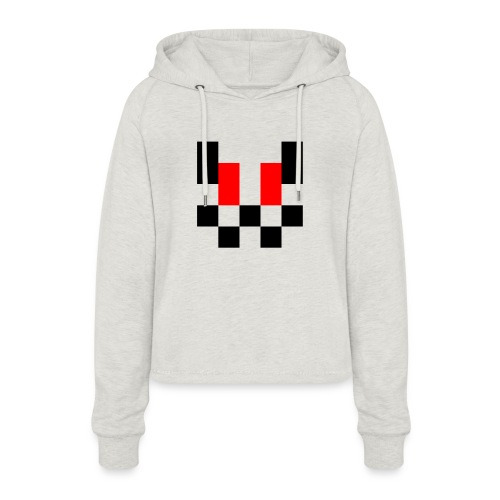 Voido - Women's Cropped Hoodie