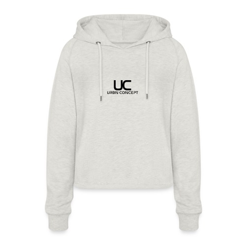 URBN Concept - Women's Cropped Hoodie