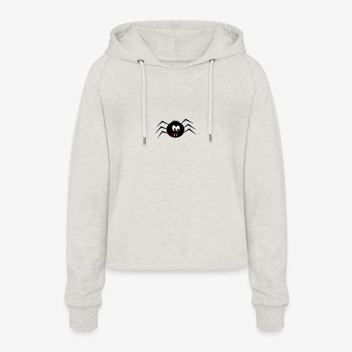 Little Spider - Women's Cropped Hoodie