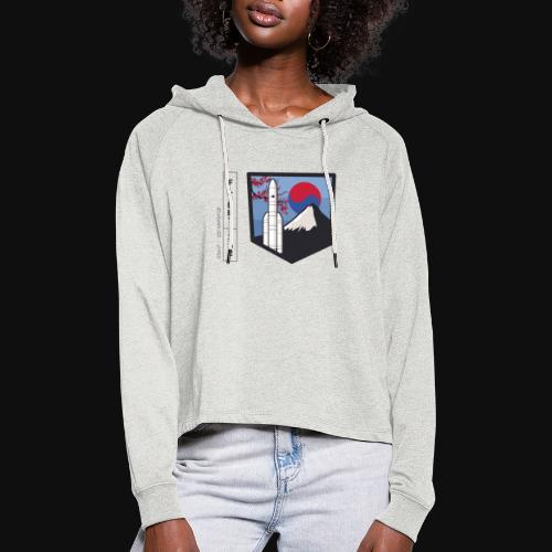 Launch VA252 - Women's Cropped Hoodie