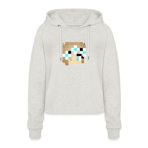 Merch - Women's Cropped Hoodie