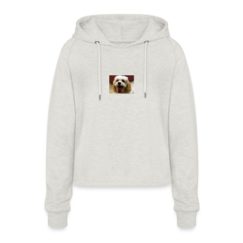 Suki Merch - Women's Cropped Hoodie