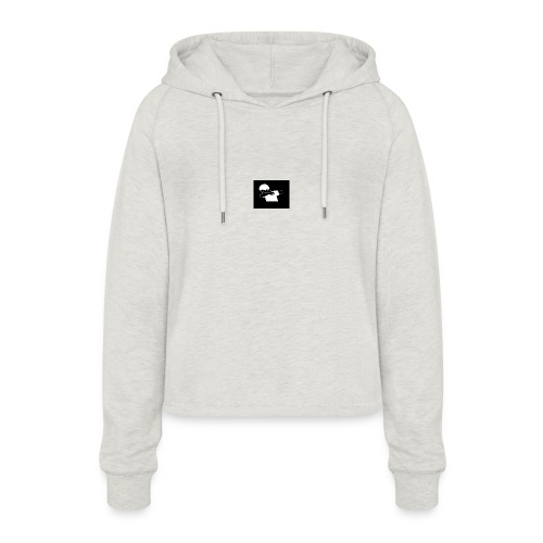 The Dab amy - Women's Cropped Hoodie