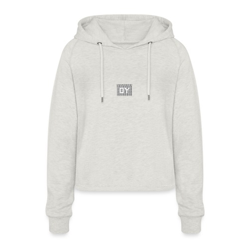 OYclothing - Women's Cropped Hoodie