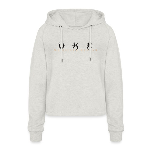 We Killed Hannah 1st Edition Classic - Women's Cropped Hoodie