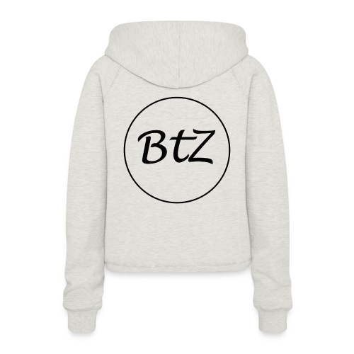 perfect png - Frauen Cropped Hoodie