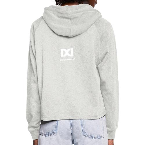 Domiano´s New Merch - Frauen Cropped Hoodie