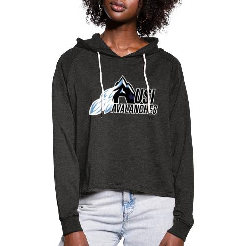 USI Avalanches - Frauen Cropped Hoodie