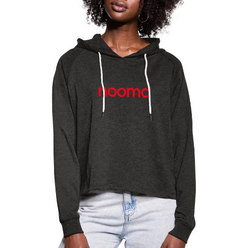 Nooma - Vrouwen Cropped Hoodie