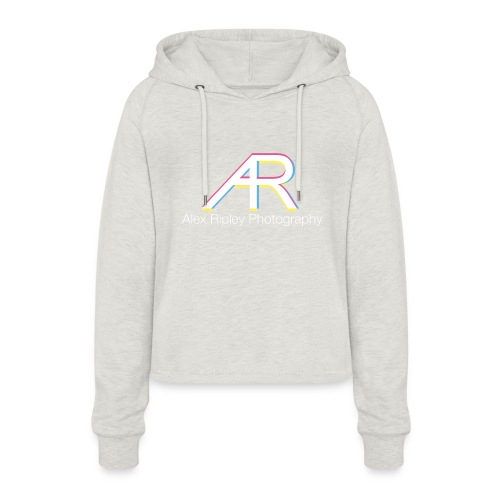 AR Photography - Women's Cropped Hoodie