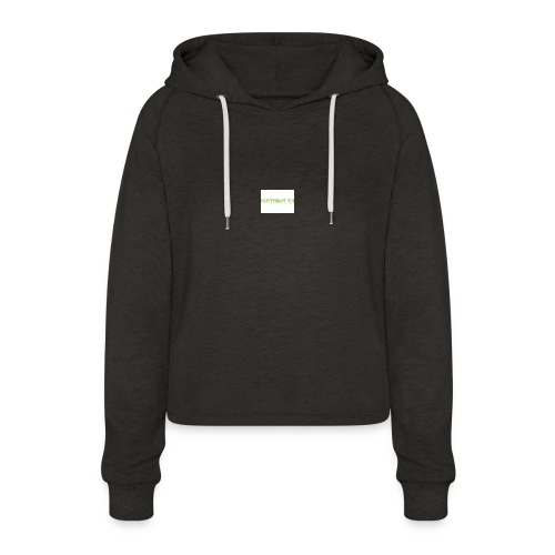 deathnumtv - Women's Cropped Hoodie