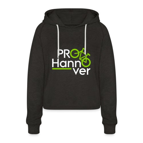 Pro Hannover - Frauen Cropped Hoodie