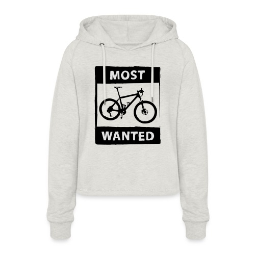 MTB - most wanted 2C - Frauen Cropped Hoodie