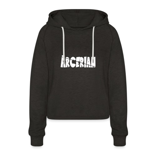 ArcerianRBLX - Women's Cropped Hoodie
