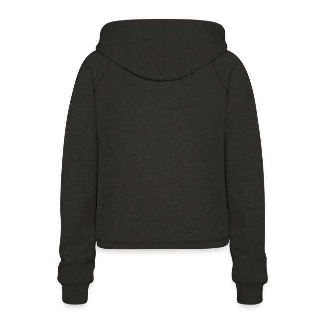 Gassi Therapeut Hund - Frauen Cropped Hoodie