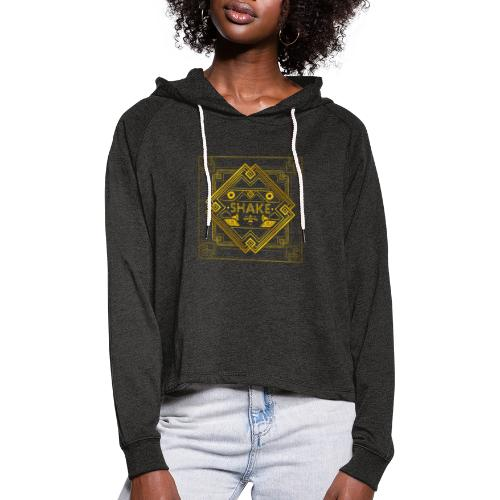 AlbumCover 2 - Women's Cropped Hoodie