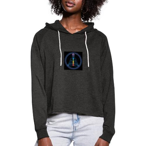 picture 11 - Frauen Cropped Hoodie