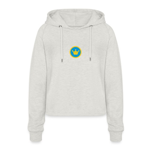 foursquare supermayor - Sudadera cropped con capucha