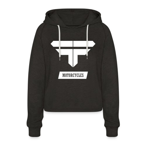 Schwarzwald Company S.C. Motorcycles - Frauen Cropped Hoodie