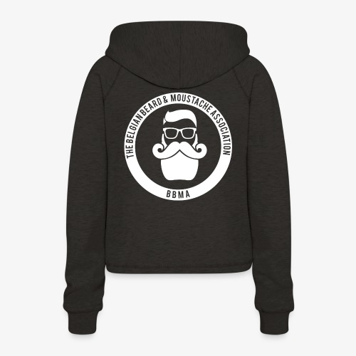 bbmaback - Vrouwen Cropped Hoodie