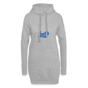 Founded in Scotland logo - Hoodie Dress