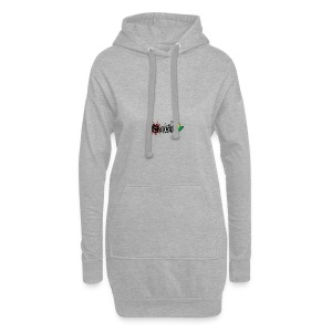 I Love JDM - Hoodie Dress