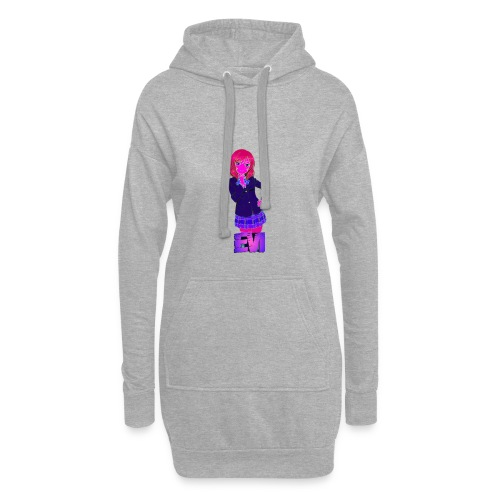 Maki EVI - Hoodie Dress