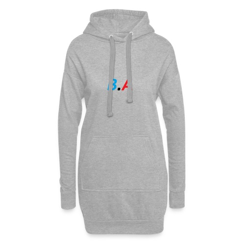 Officiele B.A merch - Hoodiejurk