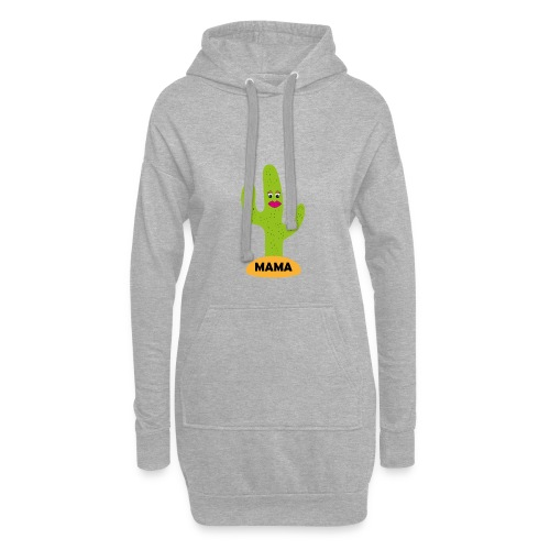 Mama - Hoodie-Kleid